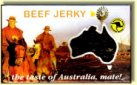 Christmas food gift - beef jerky from Australia