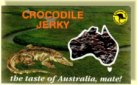 Crocodile jerky - Christmas food gift