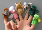 Australian Animals Finger Puppets